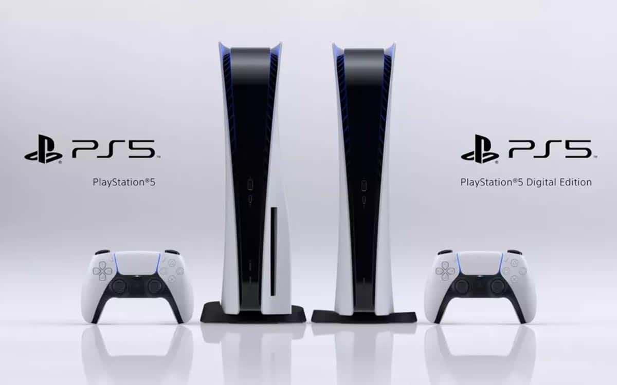 Acheter la PS5
