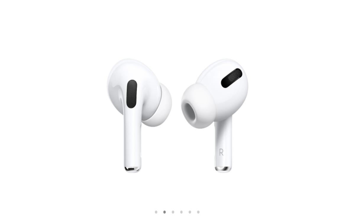Apple promet de remplacer gratuitement les AirPods Pro défectueux
