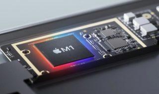 Apple M1 : son GPU intégré domine la Nvidia GTX 1050 Ti et la RX 560 d'AMD