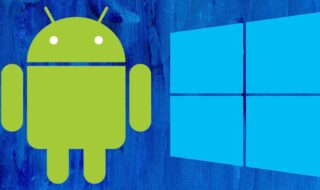 Applications Android sur Windows 10