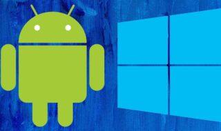 Windows 10 : les applications Android y tourneront nativement grâce au Project Latt