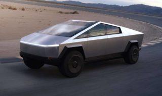Cybertruck : Tesla va présenter une nouvelle version de son pick-up électrique