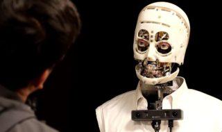 Disney : voici Gaze, le robot angoissant aux yeux plus vrais que nature