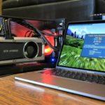 eGPU MacBook M1 ARM