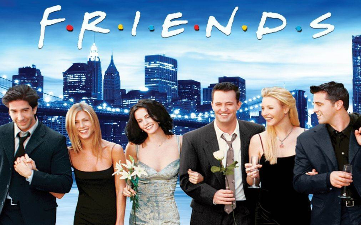 Voici la nouvelle date de tournage de Friends