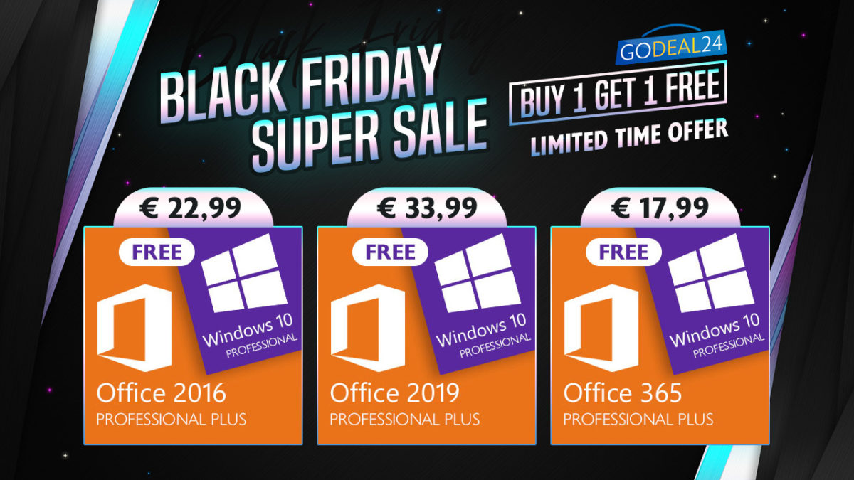 godeal promo black friday