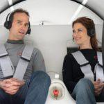 Hyperloop test du train du futur