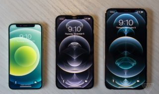 iPhone 12 mini VS iPhone 12 vs iPhone 12 Pro Max