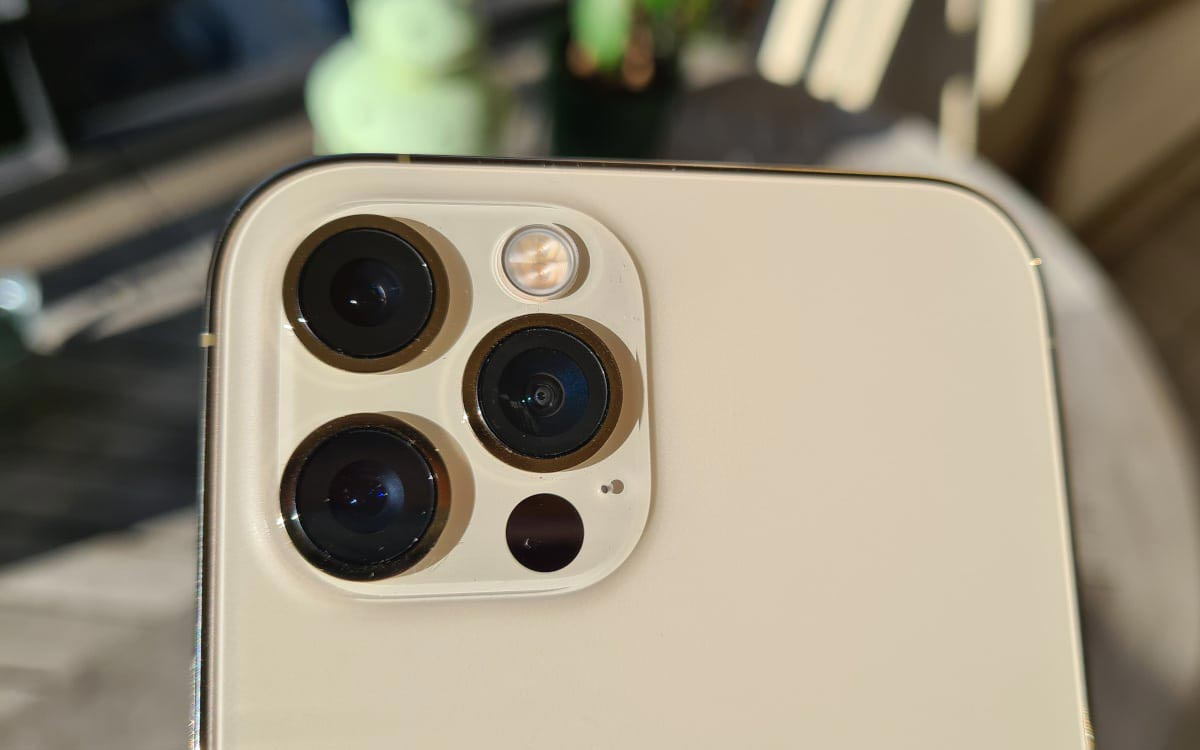 iPhone 12 Pro : performances en photo