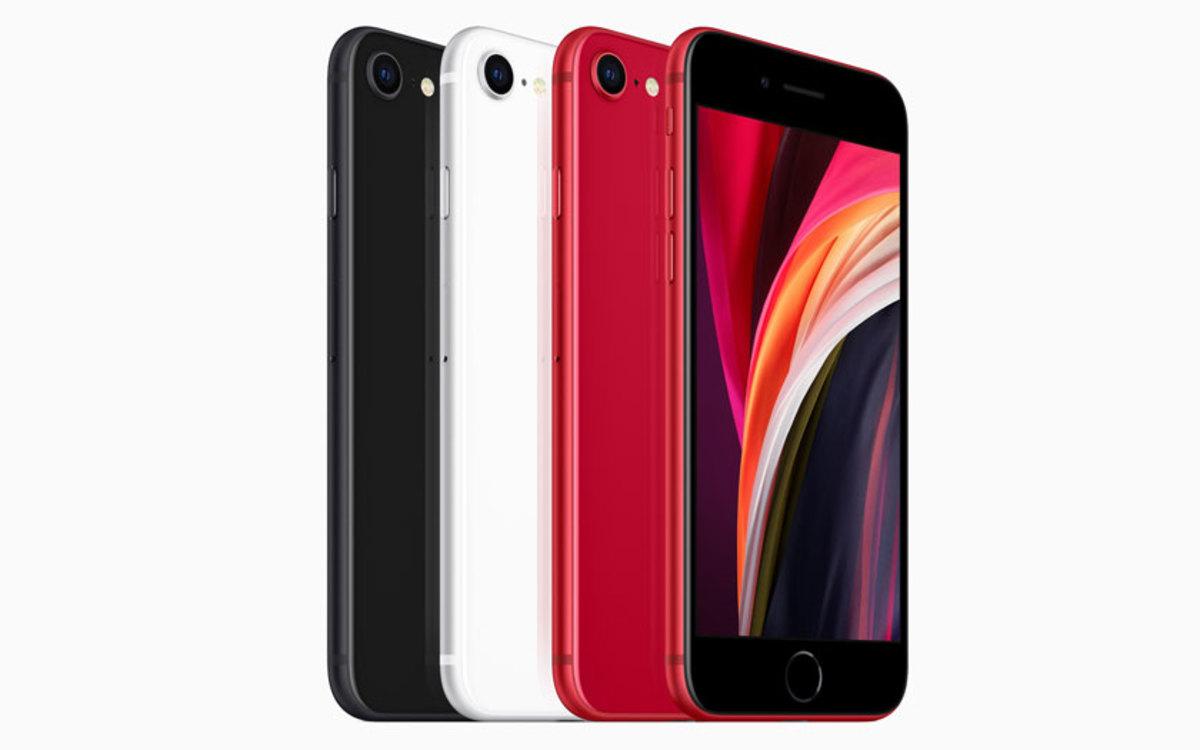 Pas d'iPhone SE à prévoir au premier semestre 2021