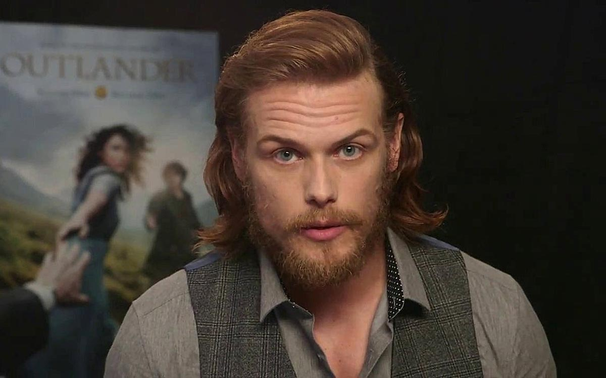 James Bond : Sam Heughan de Outlander veut le rôle