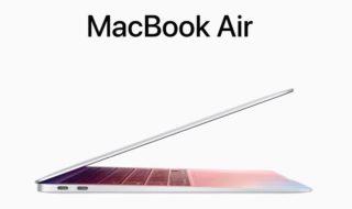 Nouveau MacBook Air ARM avec puce M1