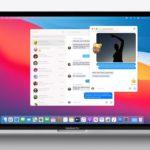 MacBook Pro MacOS Big Sur