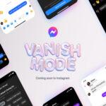 Comment activer le mode Vanish sur Messenger