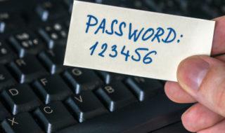 Si votre mot de passe est dans cette liste, modifiez-le dès que possible !