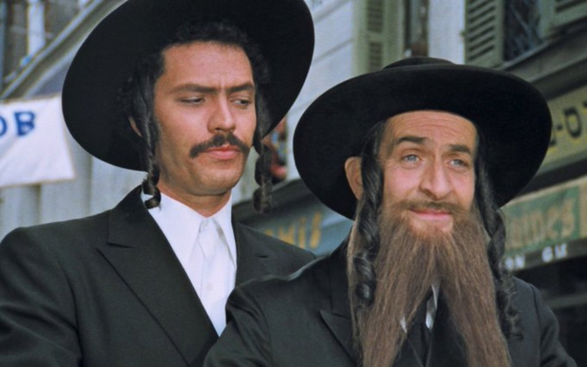 Décès de Claude Giraud, Slimane dans Rabbi Jacob
