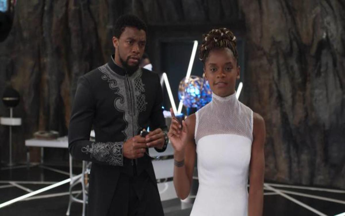 Black Panther 2 : Shuri, prochaine reine du Wakanda ?
