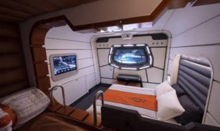Walt Disney World Resort : voici les chambres intergalactiques de l'hôtel Star Wars