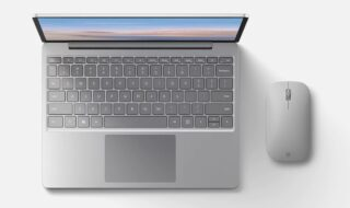 Surface Laptop Go : l'ultrabook de Microsoft qui allie performances et usage nomade