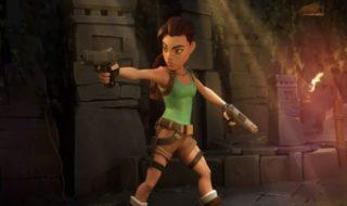 Un nouveau jeu mobile Tomb Raider