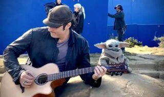 Baby Yoda Robert Rodriguez