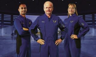 Combinaisons Virgin Galactic