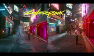 Cyberpunk 2077 PC PS4