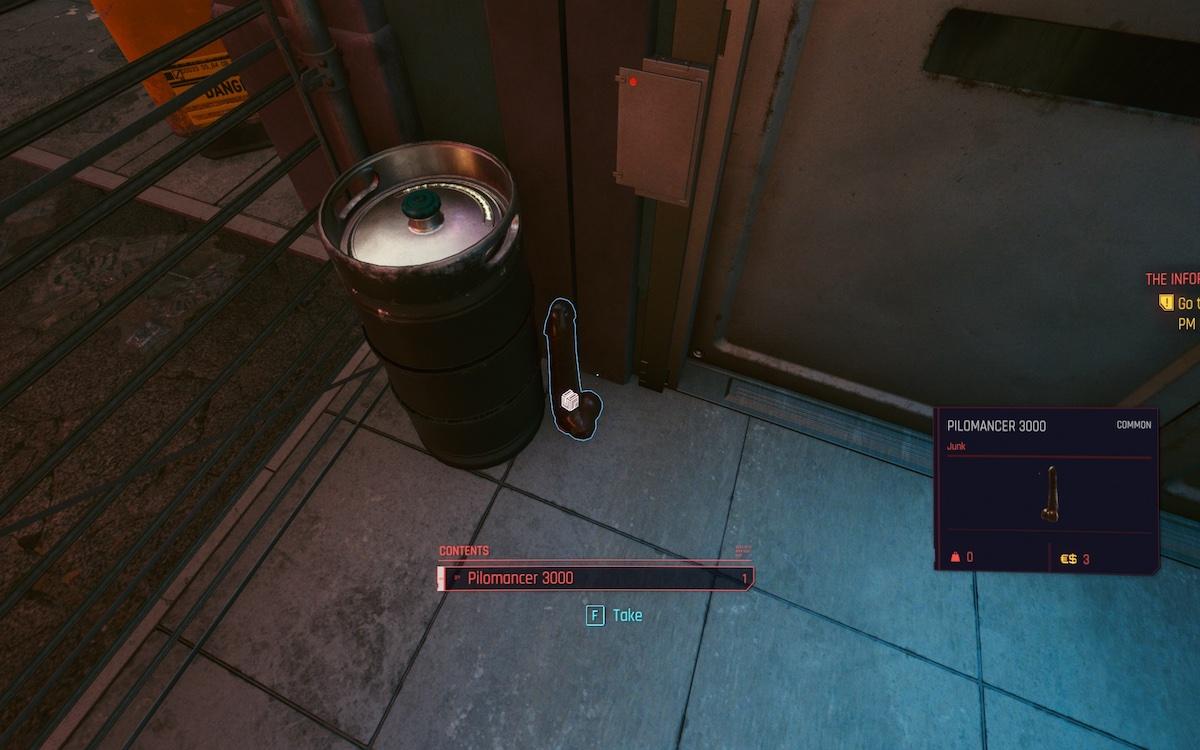 Cyberpunk 2077 godemichets sextoys