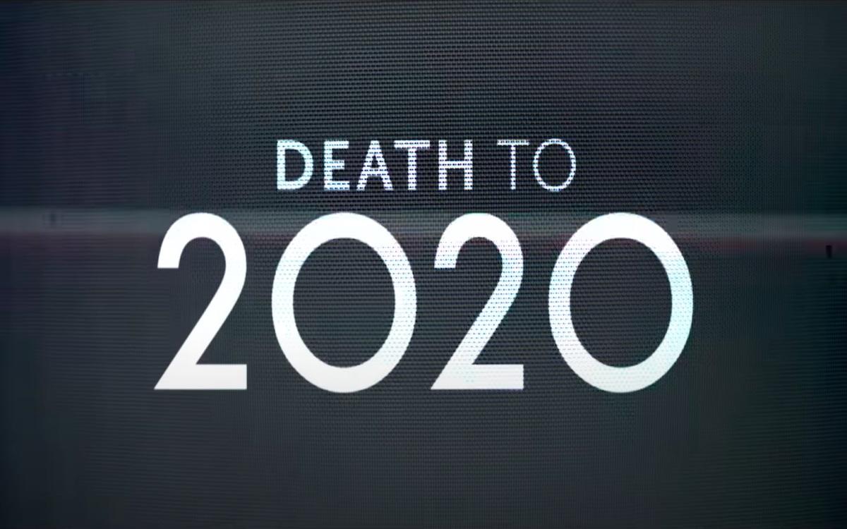 Death to 2020 film Netflix
