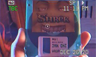 Un développeur enregistre le film Shrek sur une disquette de 1,44 Mo