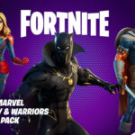 Fortnite Marvel Black Panther