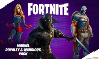 Fortnite Marvel Black Panther