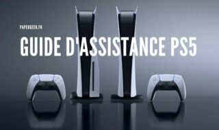 Guide Assistance PS5
