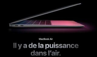 MacBook Air : un nouveau modèle moins onéreux en 2022 ?