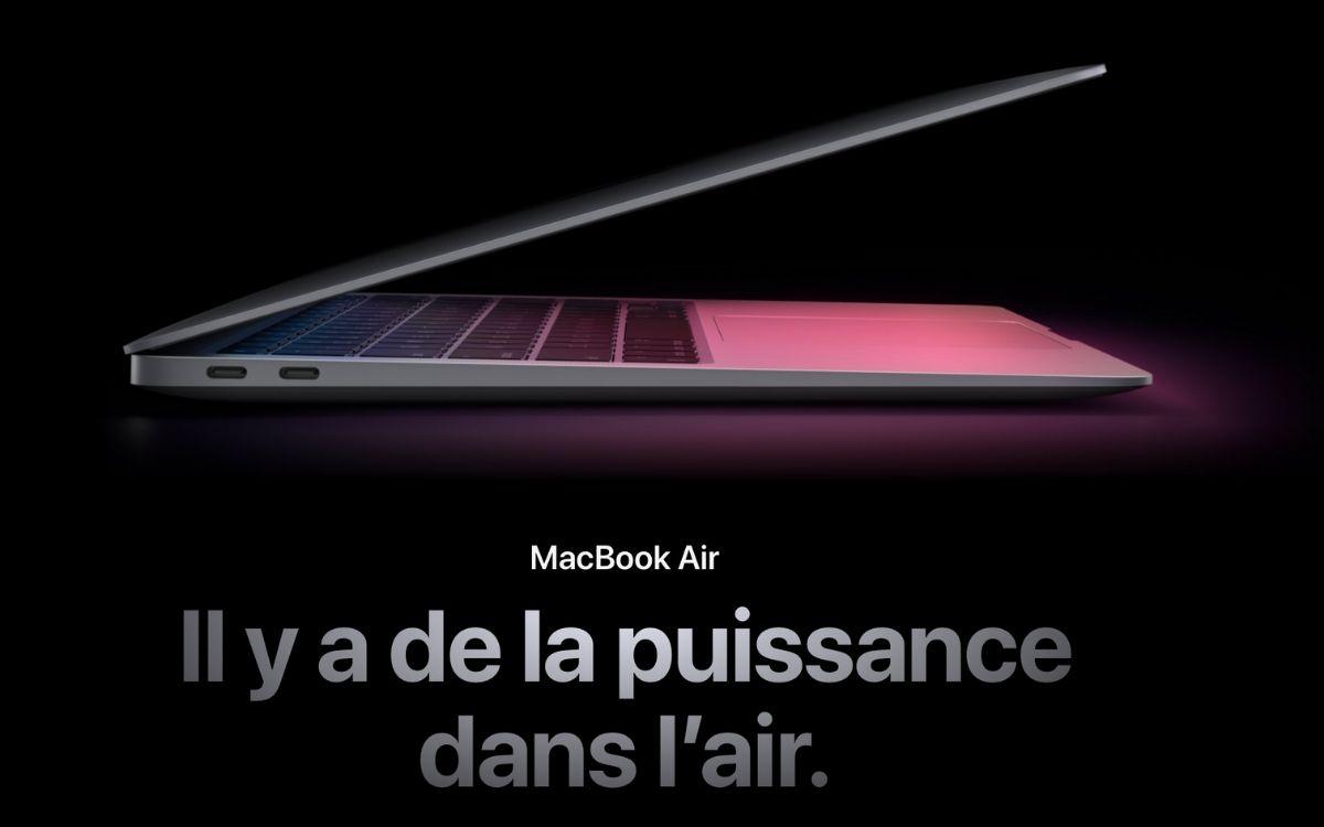 MacBook Air M1 Apple