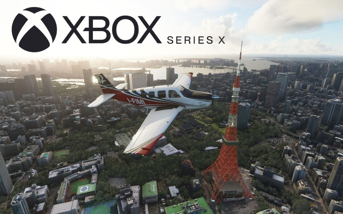 Microsoft Flight Simulator 2020 Xbox Series