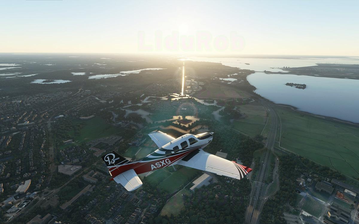 Microsoft Flight Simulator débarque en VR