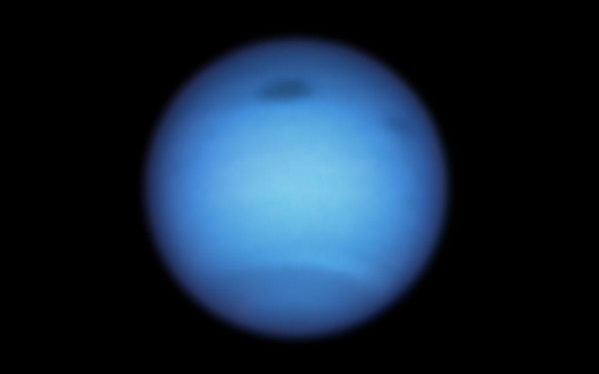 Neptune NASA, ESA, STScI, M.H. Wong (University of California, Berkeley), and L.A. Sromovsky and P.M. Fry (University of Wisconsin-Madison)