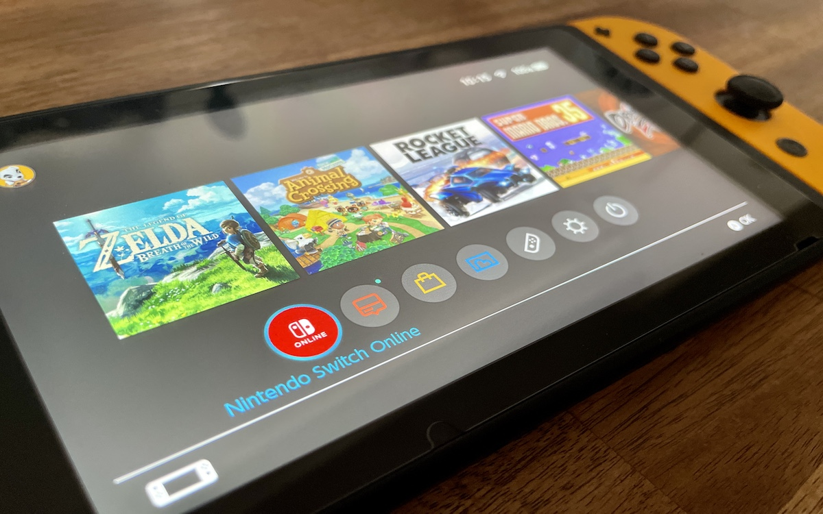 Nintendo Switch 11.0.0