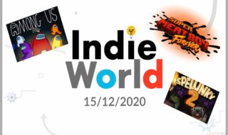 Nintendo Switch Indie World Among Us