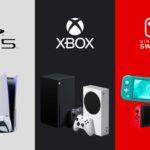 PS5 Xbox Series Nintendo Switch