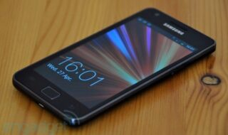 Samsung Galaxy SII Android 11