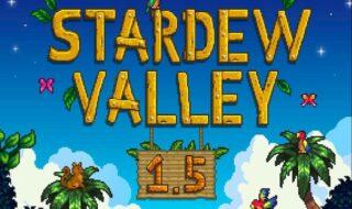 Stardew Valley mise à jour 1.5