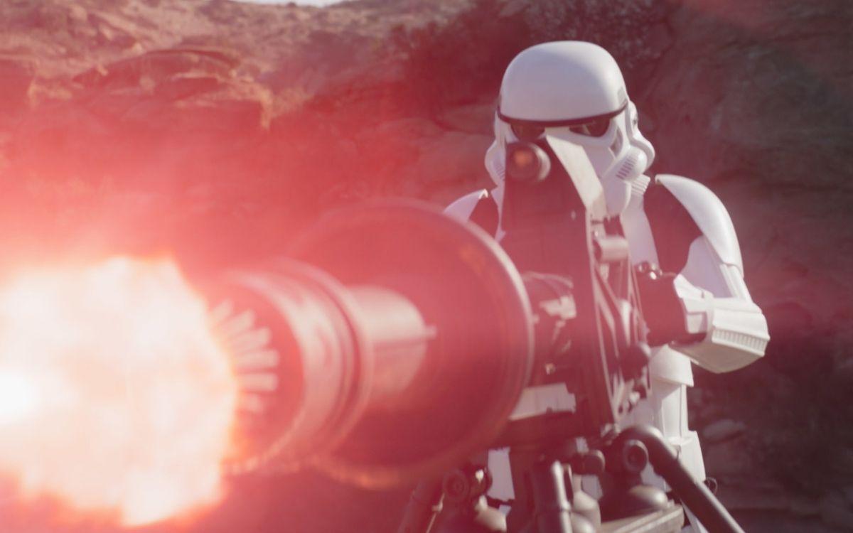 The Mandalorian Stormtrooper