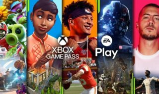 Xbox Game Pass EA PLAY sur PC
