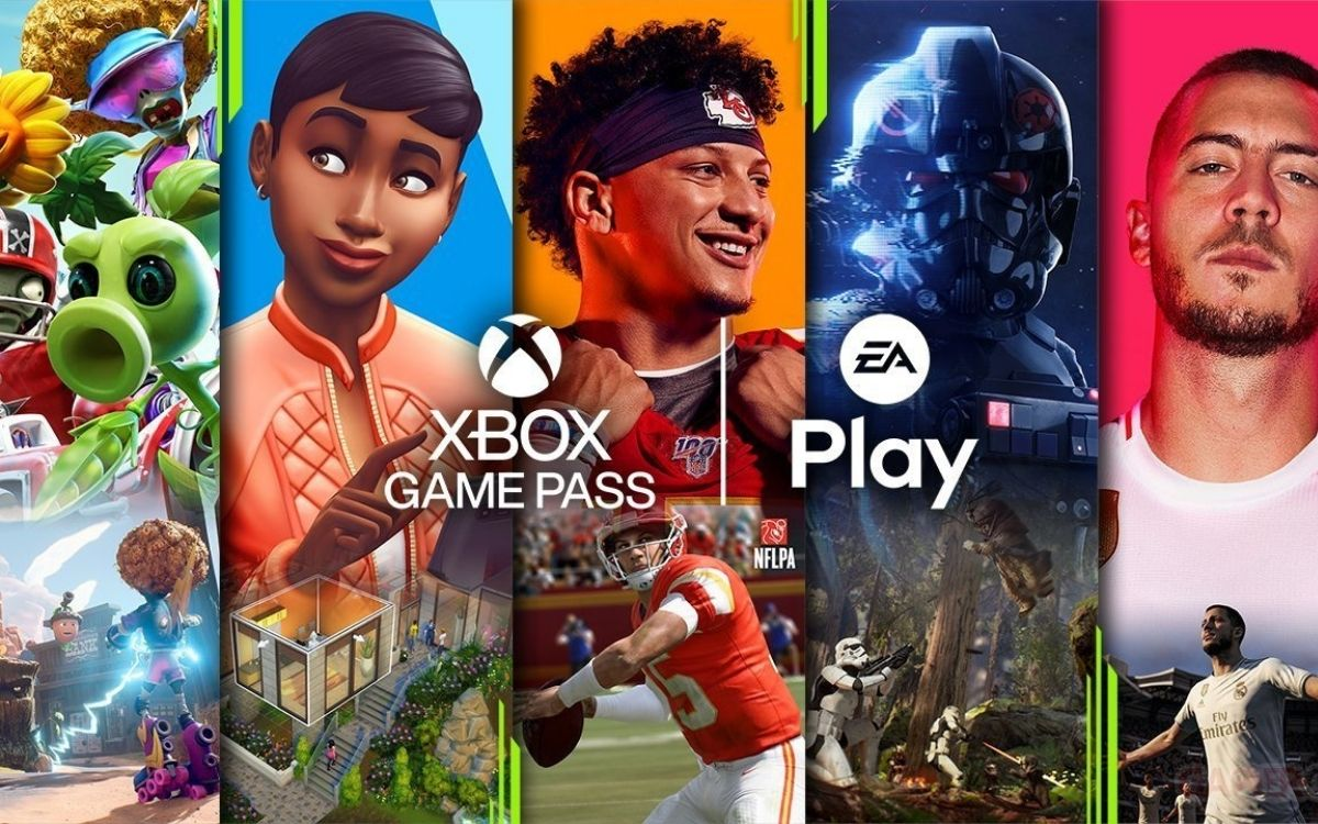 Xbox Game Pass EA PLAY sur PC