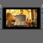 Yakuza sur Nintendo Switch