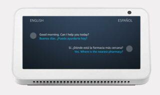 Amazon Echo : Alexa sert désormais d'interprète et traduit vos conversations en temps réel