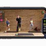 Arrivée imminente d'Apple Fitness Plus