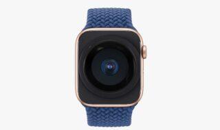 Apple Watch caméra Touch ID